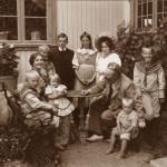 The Kittelsen family