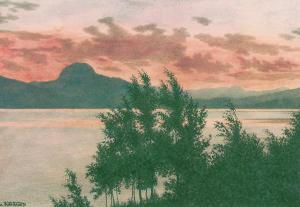 Andersnatten ved Soneren, 1908