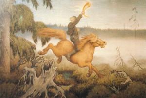 Guldhornet (1910)