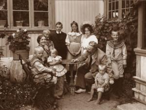 Familien Kittelsen
