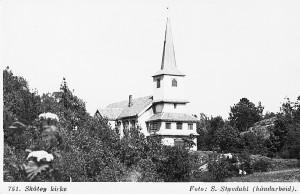 Dette bildet ble tatt av fotograf Stavdal i 1945