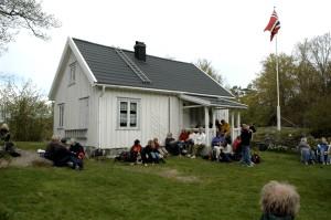 Østre Saltbytangen, Skåtøy